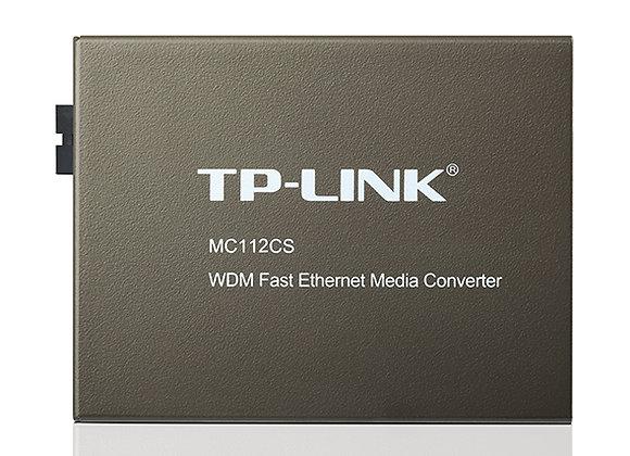 Conversor de Mídia WDM de 10/100Mbps