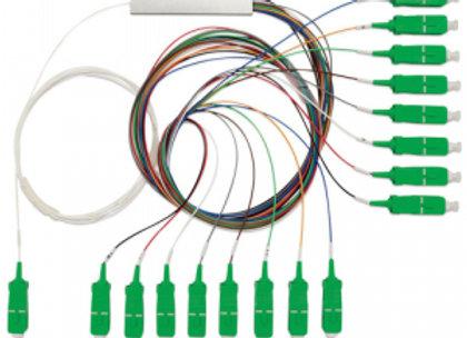 SPLITTER ÓPTICO 1 X 16 CONECTOR SC/APC