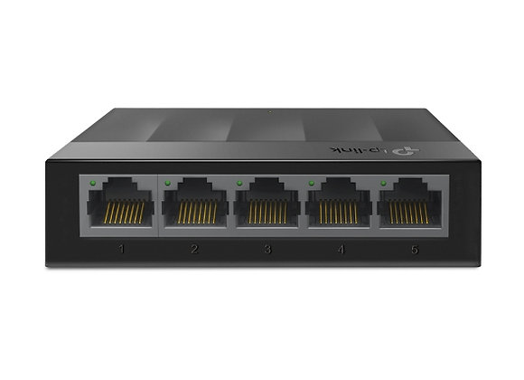 Switch Gigabit de Mesa com 5 portas