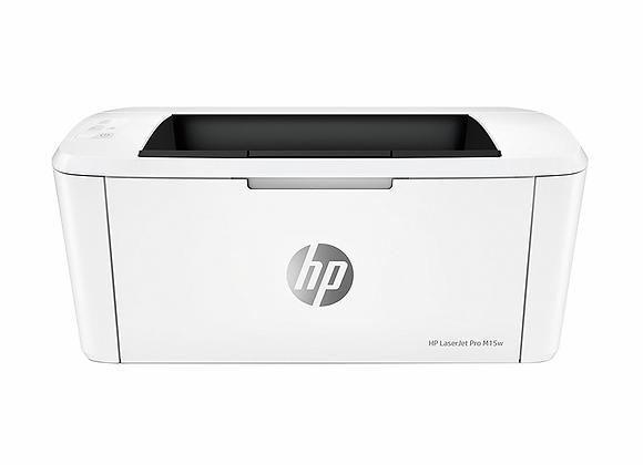 Impressora HP LaserJet Pro M15W, W2G51A Branca 110V