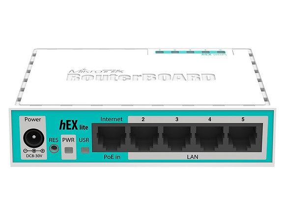 hEX lite RB750r2