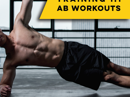 Training 1.1 - Ab Workouts
