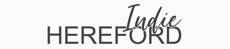 Indie Hereford Logo