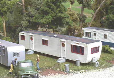 Mobile Homes Become Bigger and Bigger