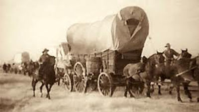 Horse And Carriage As A Mobile Home