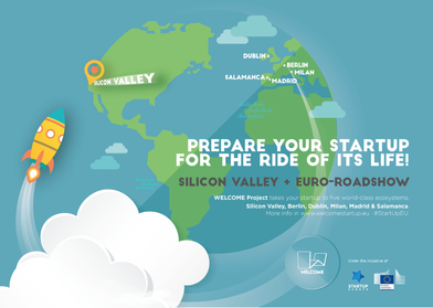 Selected as one of the 9 most promising European startups