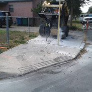 residential concrete contractors