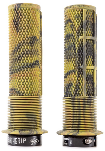 DMR DEATHGRIP FLANGED THICK MIAMI CAMO