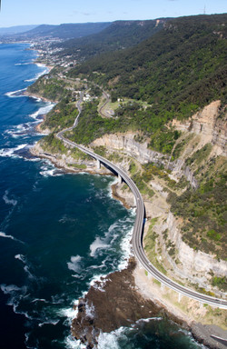 Sea Cliff Bridge 1