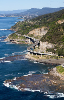 Sea Cliff Bridge 2