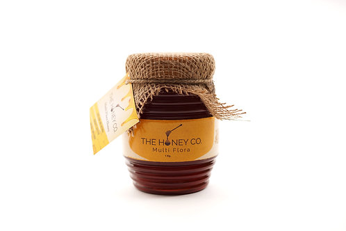 THE HONEY CO. Multi Flora Honey 100% Raw 1 kg