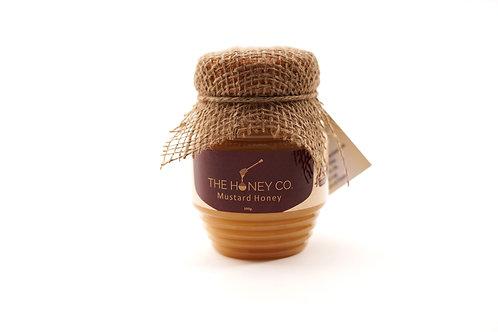 THE HONEY CO. Mustard Honey 100% Raw 500gm