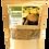 Thumbnail: THE HONEY CO. Certified Organic Jaggery Powder 400g