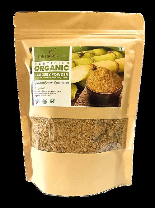 THE HONEY CO. Certified Organic Jaggery Powder 400g