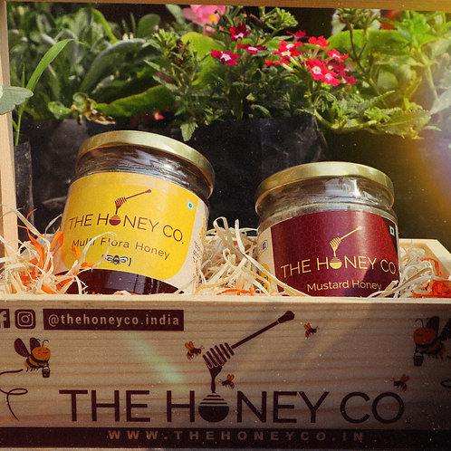 THE HONEY CO. 2 in 1 Gift Pack