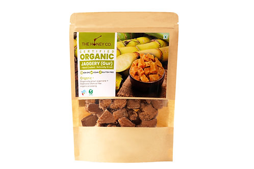 THE HONEY CO. Certified Organic Jaggery 1kg