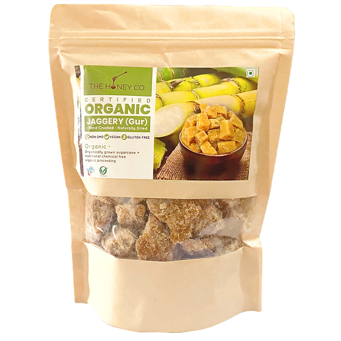 THE HONEY CO. Certified Organic Jaggery 400g