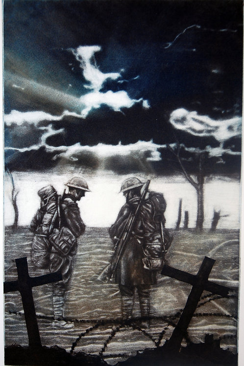Two Soldiers of the Great War