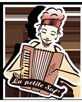 La Petite Sof, acordeonista