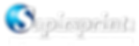 """לוגו ספיר ספרינט בע""""מ תעשיית מדבקות בגלילים"""