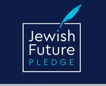 jewish future pledge