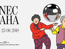 >>> a venir!!! tournée au festivalTanec Prague >>>