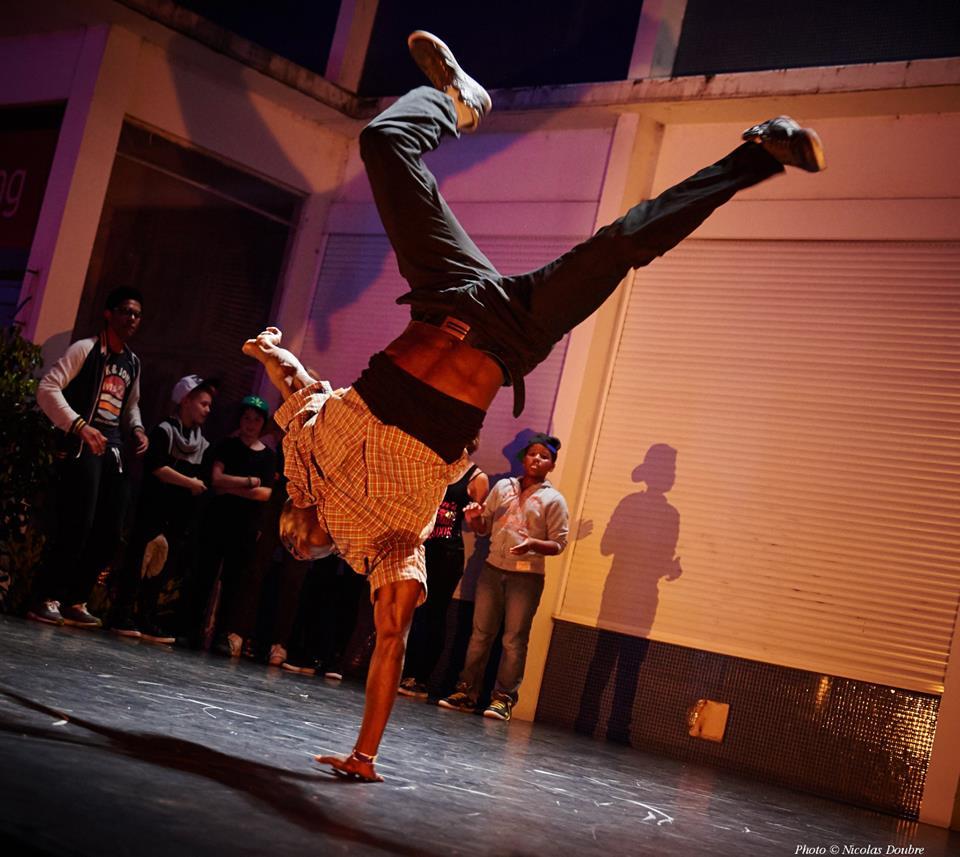 Photos du Festival C'est Comme Ça !  Rencontre/échange, avec Souleymane Ladji Ko