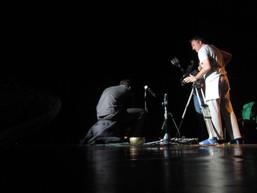 "Tournage du Film ""Màa Labyrinthe"" Moving-Angel Production, Stuttgart/Germany"