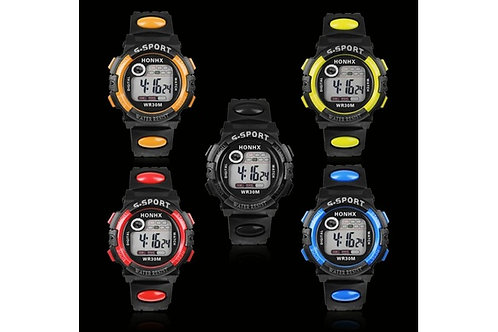 HONHX.  Mens Waterproof sports watch.