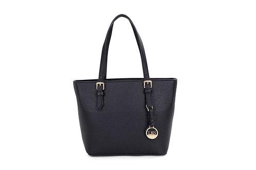 5130.  Mini tote style hand bag