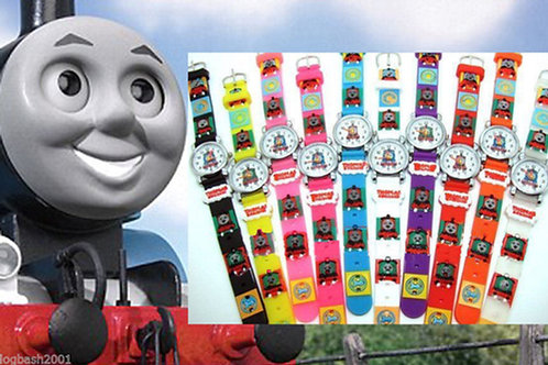 THOMAS.  Thomas the Tank Engine 3D childrens watch