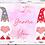 Thumbnail: Gnome Valentines Collection, cushions, mugs, prints