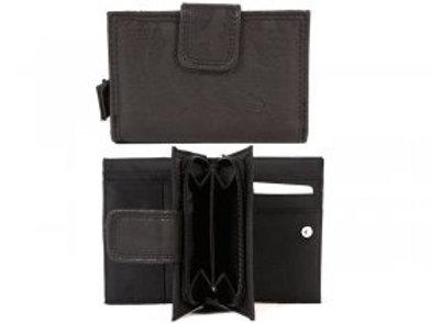 JPBS34.  Black Ridgeback purse.