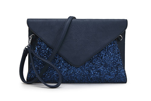 F7805N - Sparkle detailed evening bag