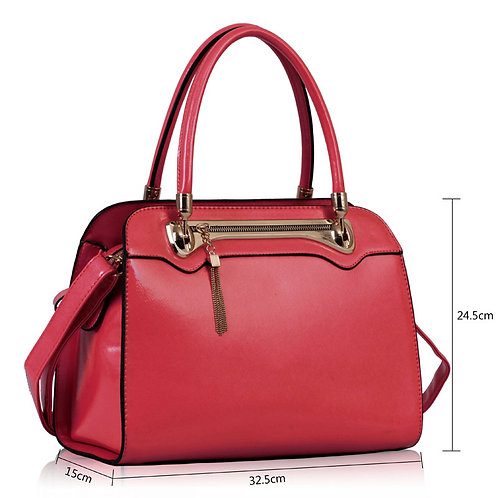 LS00247.  Fushia Fashion Grab bag