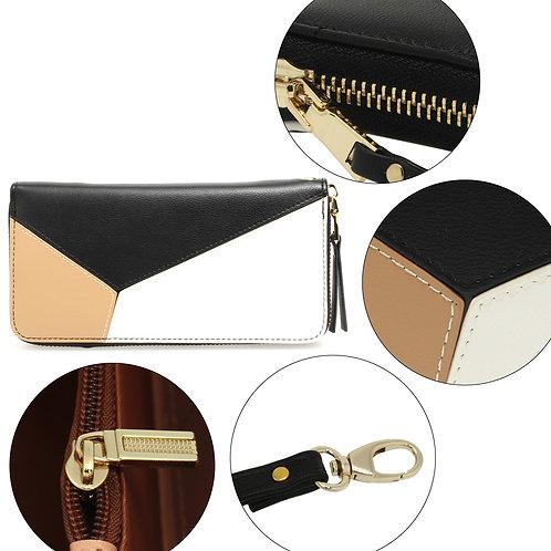 Women's Zip Around Purse/ wallet