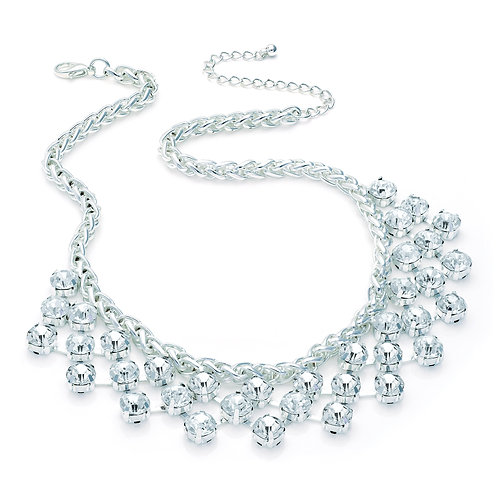 N28935 -Crystal necklace