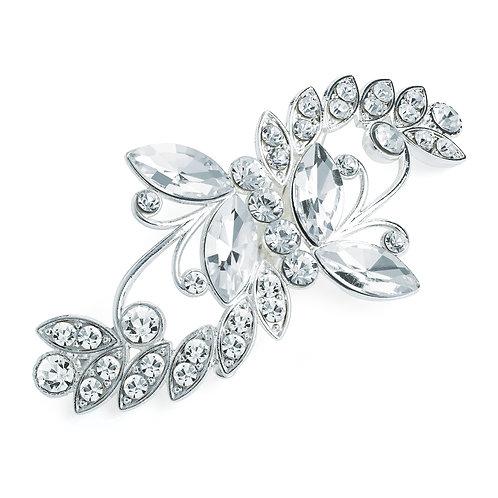 HA30785 - Silver hair clip