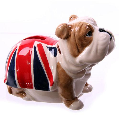 British Bulldog money box.
