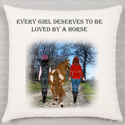 Personalised horse collection