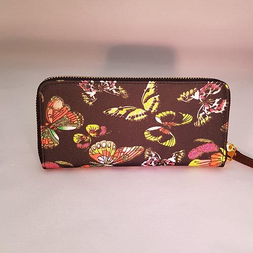 Bufferfly, Cup cake & Owl zipped purse.