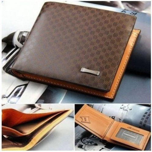 Mens Luxury High Quality Soft Leather Wallet