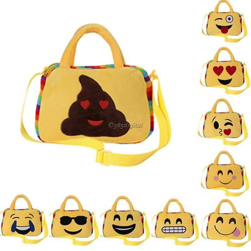 EMOJI.   Kids Emoji bags