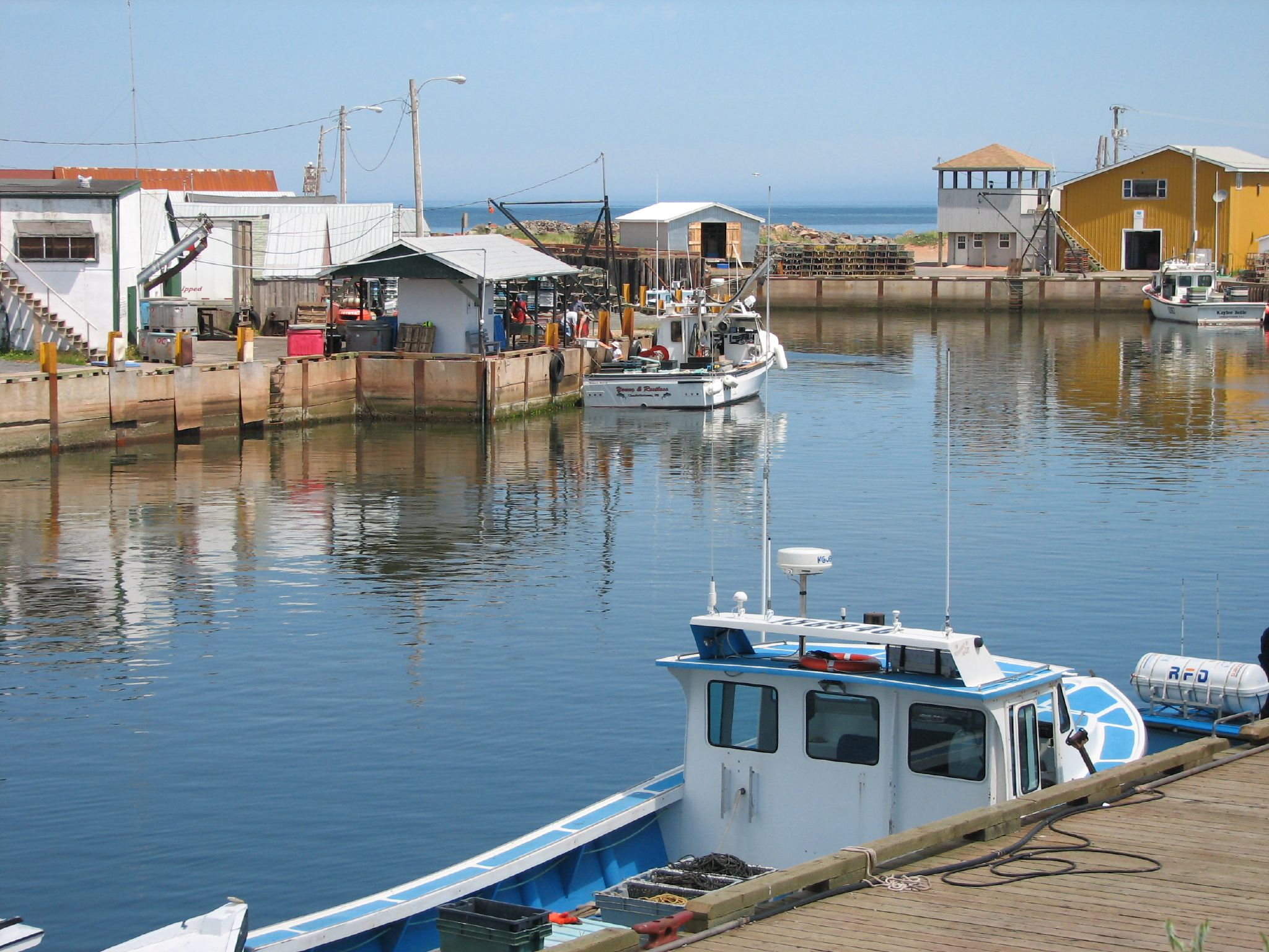 Naufrage Harbour