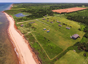 PEI summer rentals by the sea