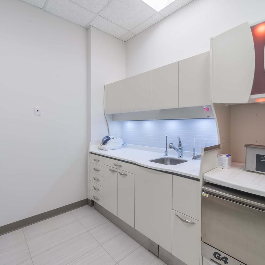 Sterilisation Room 1