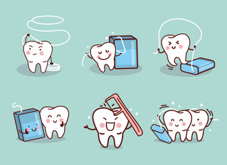 HAVE YOU BEEN FLOSSING PROPERLY?