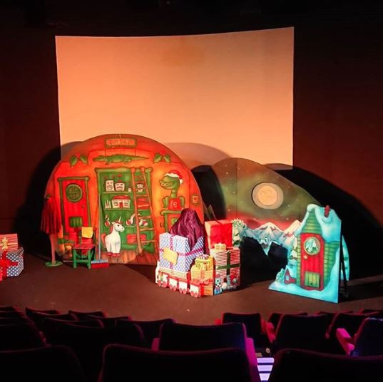 Santa's Marvellous Magical Toyshop