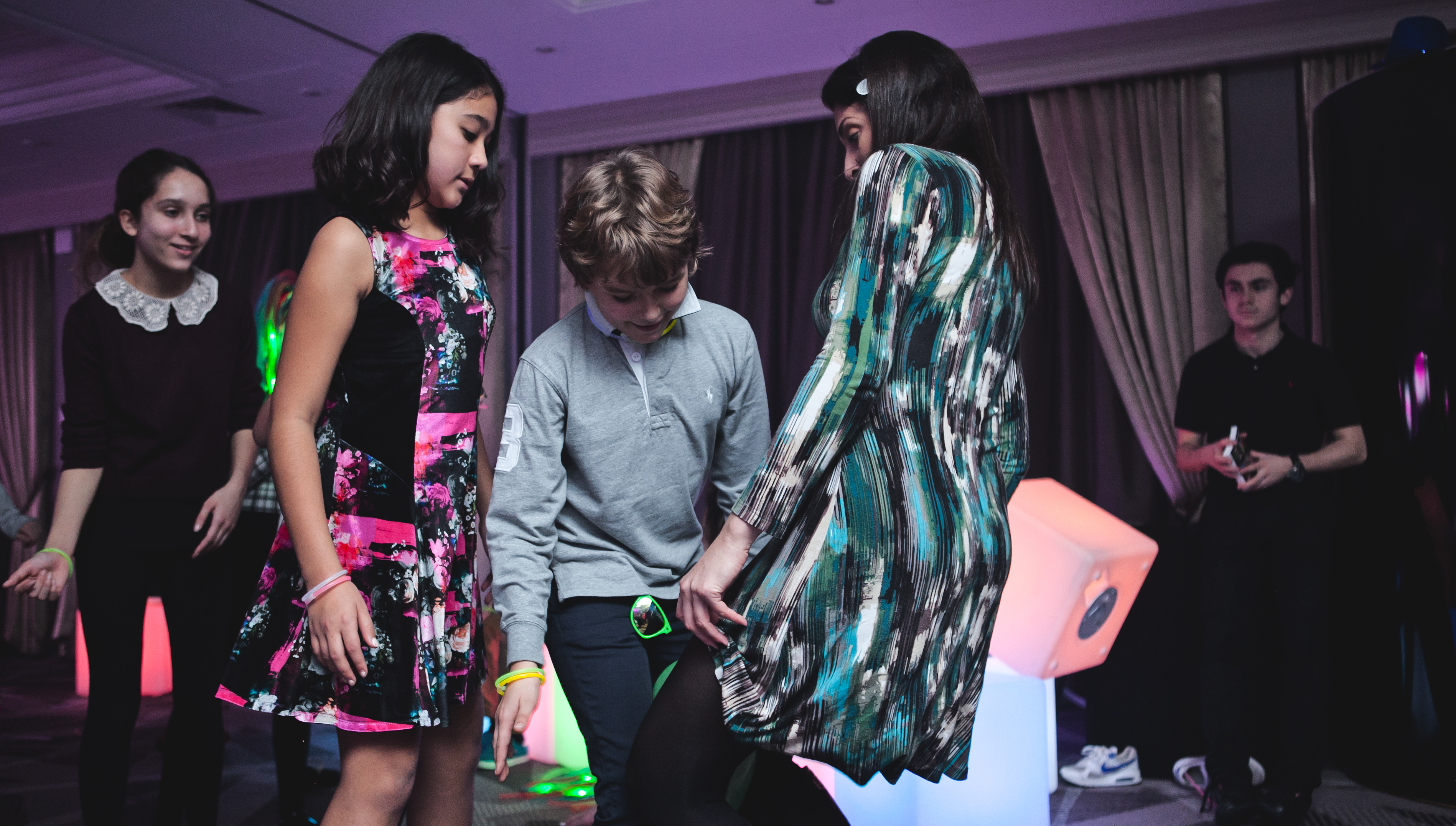 Childrens Party DJ | Bar Mitzvah DJ