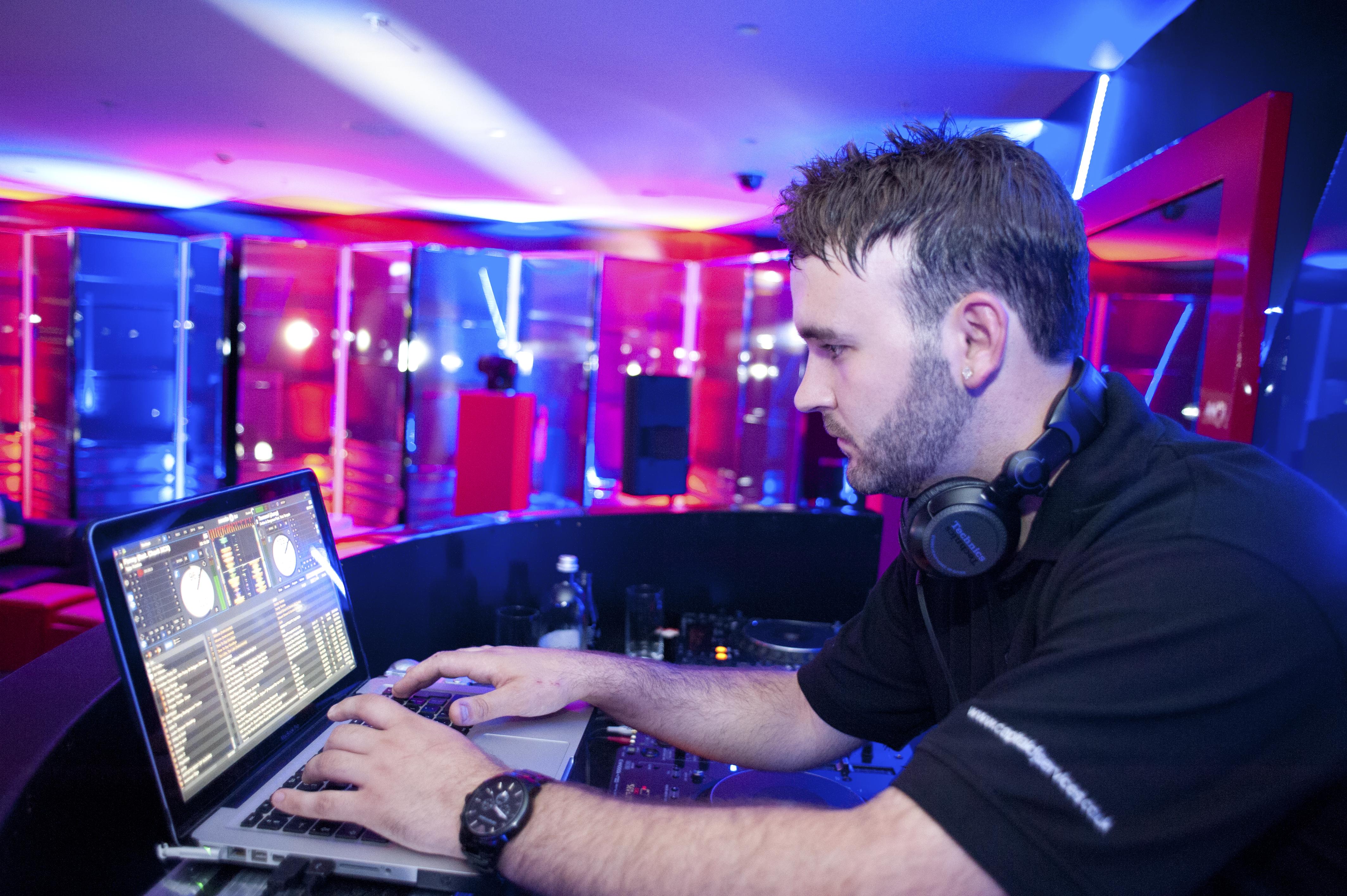 DJ Terry Stevens